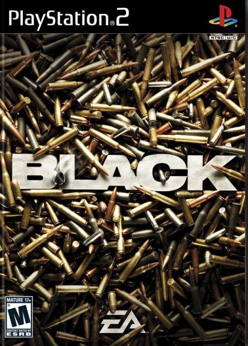 Black US cover