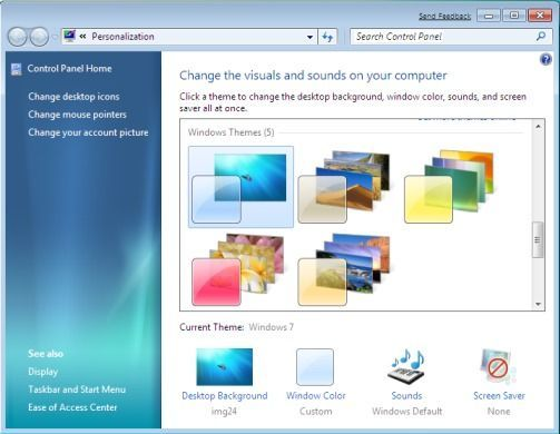 windows-7-personalization