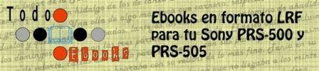 Ebooks LRF