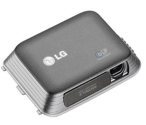 Pico proyector del LG eXpo