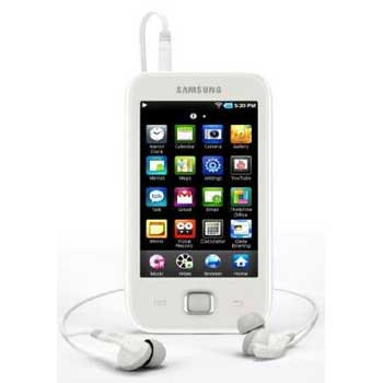 Samsung Galaxy Player 50 (YP-G50)