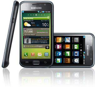 Samsung Galaxy S Super Clear LCD