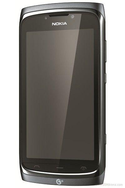 Nokia 801T frontal