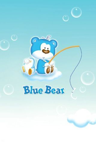blue bear 4 - 100 fondos de pantalla para Android y iPhone - Planeta Red