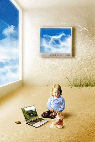childhood - 100 fondos de pantalla para Android y iPhone - Planeta Red