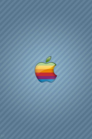 colorful apple - 100 fondos de pantalla para Android y iPhone - Planeta Red