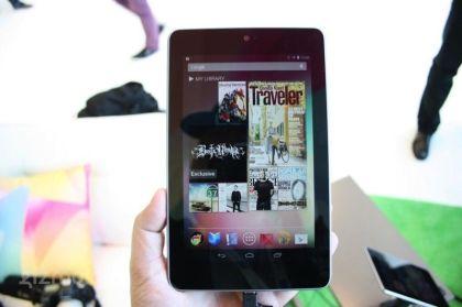 Nexus 7 primeras impresiones