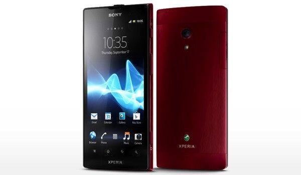 Sony Xperia Ion HSPA, especificaciones de este nuevo gama alta