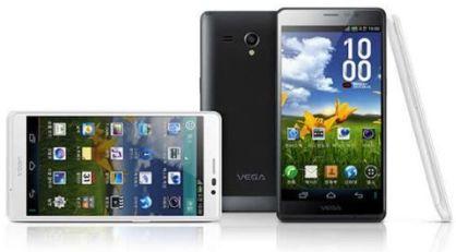 Pantech Vega R3, un smartphone extra-grande con procesador quad-core