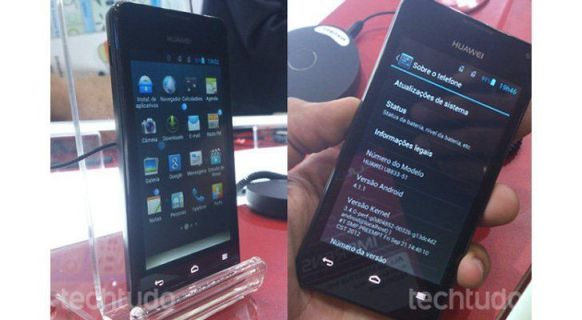 Huawei Y300 android 4.1 Jelly Bean