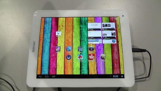 archos 80 titanium tablet ipad mini