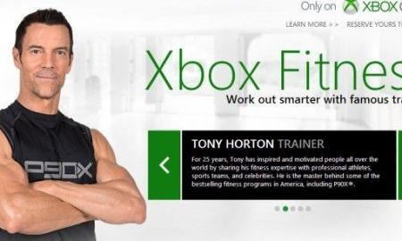 Jillian Michaels Xbox Fitness