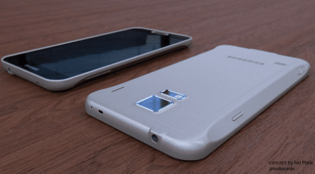 GalaxyF 3 Samsung Galaxy F (S5 Premium) un concepto real e impresionante