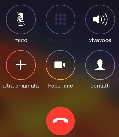 llamadas grupo iOS 8