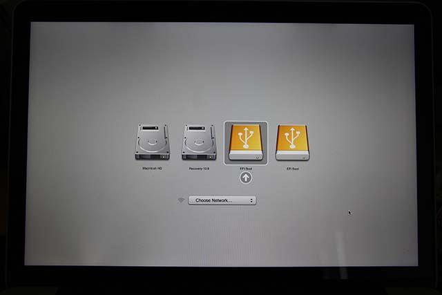Como instalar linux en un Macbook Pro Retina