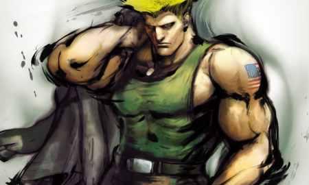 Guile se incorpora al plantel de Street Fighter V, y con él un nuevo escenario