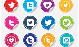 Twitter ya tiene stickers