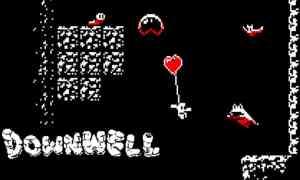 Analizamos Downwell, un juego elaborado principalmente para los nostálgicos, vuelve al mundo más retro, y siente que ha vuelto la época de las recreativas.