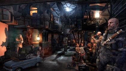 Imágen del videojuego Metro: Last Light