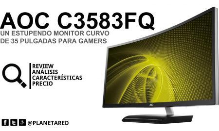 AOC C3583FQ