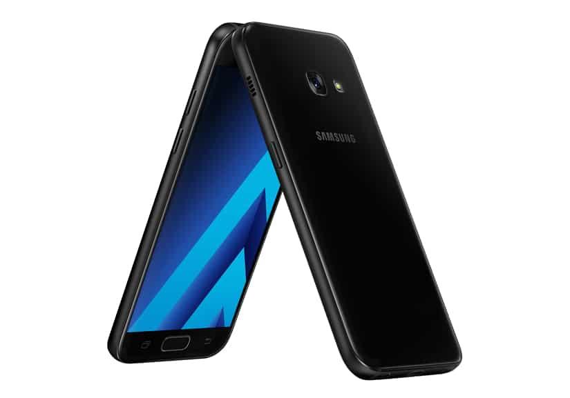 Los nuevos Galaxy A 2017, Galaxy A3, A5 y A7 ya son oficiales