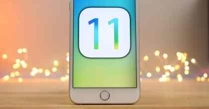 iOS 11 miniatura