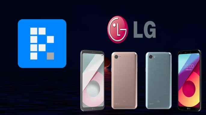 LG Q6 oficial