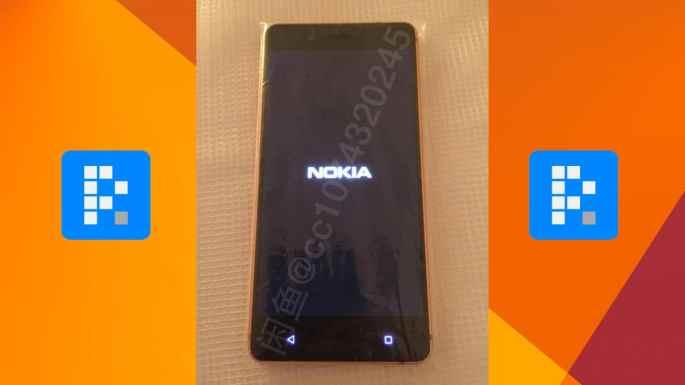 foto real del Nokia 8