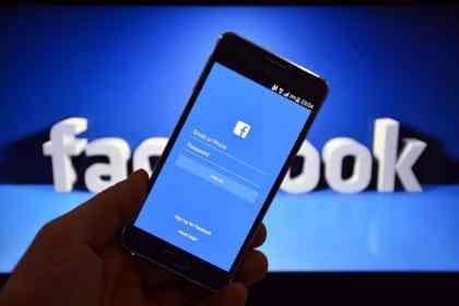 Como reportar un perfil en Facebook