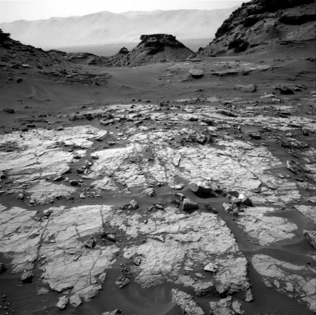 Sol 1432. Photo Credit: NASA/JPL-Caltech/MSSS