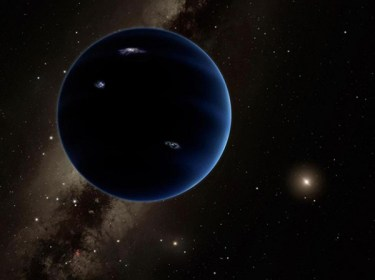 Planet Nine is a hypothetical planet far beyond the orbit of Neptune, estimated to be 10 times more massive than Earth. Image Credit: Caltech/R. Hurt (IPAC)