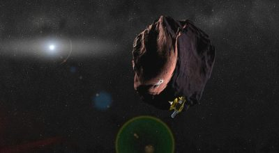 After Pluto, New Horizons will continue its journey deeper into the Kuiper Belt. Image Credit: NASA/Johns Hopkins University Applied Physics Laboratory/Southwest Research Institute