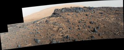 Hotsprings in Gale crater? Curiosity rover finds new evidence for ancient hydrothermal activity