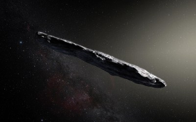 Giant space cigar: New observations show weird interstellar asteroid is 'like nothing seen before'