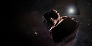 As New Horizons speeds toward next target, new data suggests 2014 MU69 may have a moon