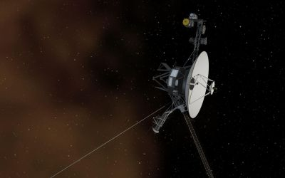 All fired up! Voyager 1 fires up thrusters for first time in 37 years