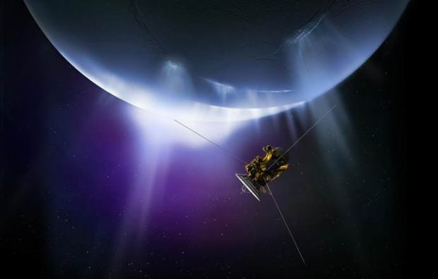 Cassini's final close flyby of Enceladus will be on Dec. 19, 2015. Image Credit: NASA/JPL-Caltech