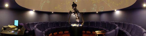 SKYMASTER ZKP 4 Planetarium of the Turkish Naval Academy