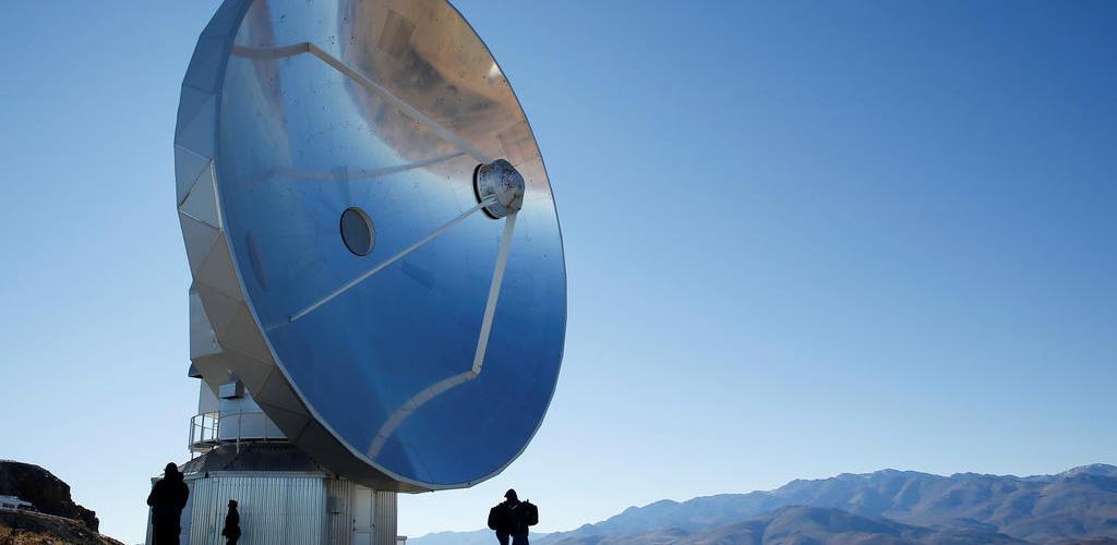 TELESCOAPELE DIN CHILE CARE EXPLOREAZĂ GALAXIILE AU FOST PUSE ÎN STANDBY DE CORONAVIRUS