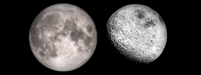 The lunar history