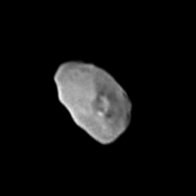 Nix seen by New Horizons © NASA / Johns Hopkins University Applied Physics Laboratory / Southwest Research Institute