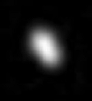Styx seen by New Horizons © NASA / Johns Hopkins University Applied Physics Laboratory / Southwest Research Institute