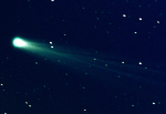 The comet ISON. © NASA