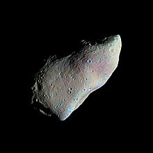 Gaspra seen by Galileo. © NASA