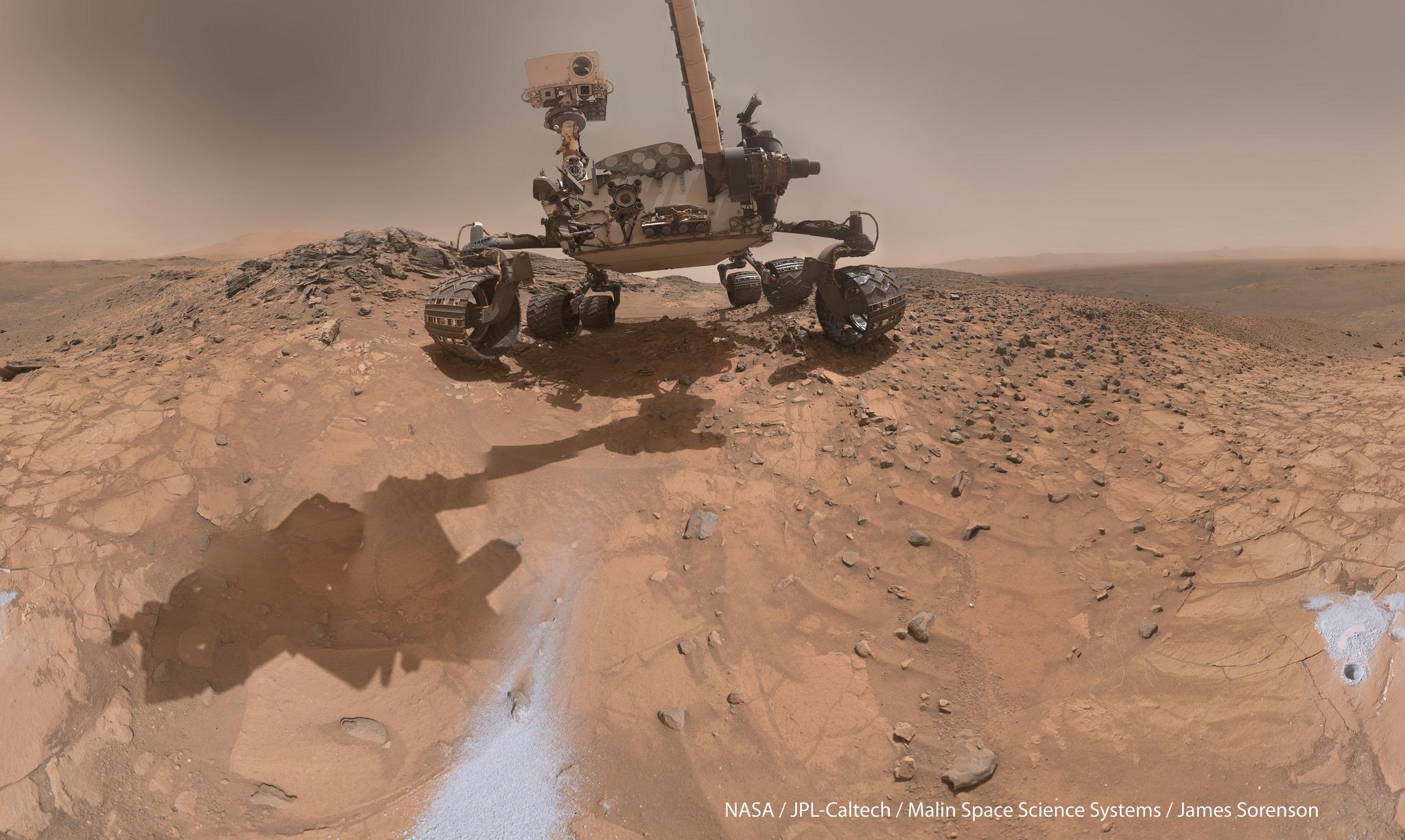 Five Earth Years on Mars