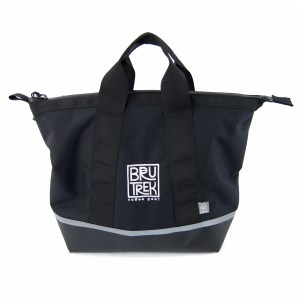 Photo of black BruTrek branded bag