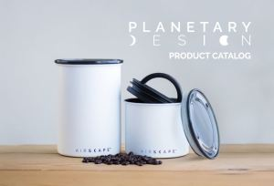 Cover of Planetary Design Indoor Housewares Catalog