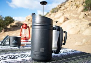 The Drift Features the New BruTrek French Presses image