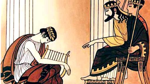 Starověké řecké orgie