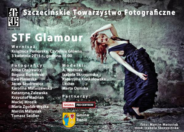 STF Glamour - wernisaż m